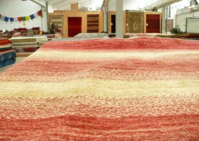 Teppich im Teppichzentrum HELM